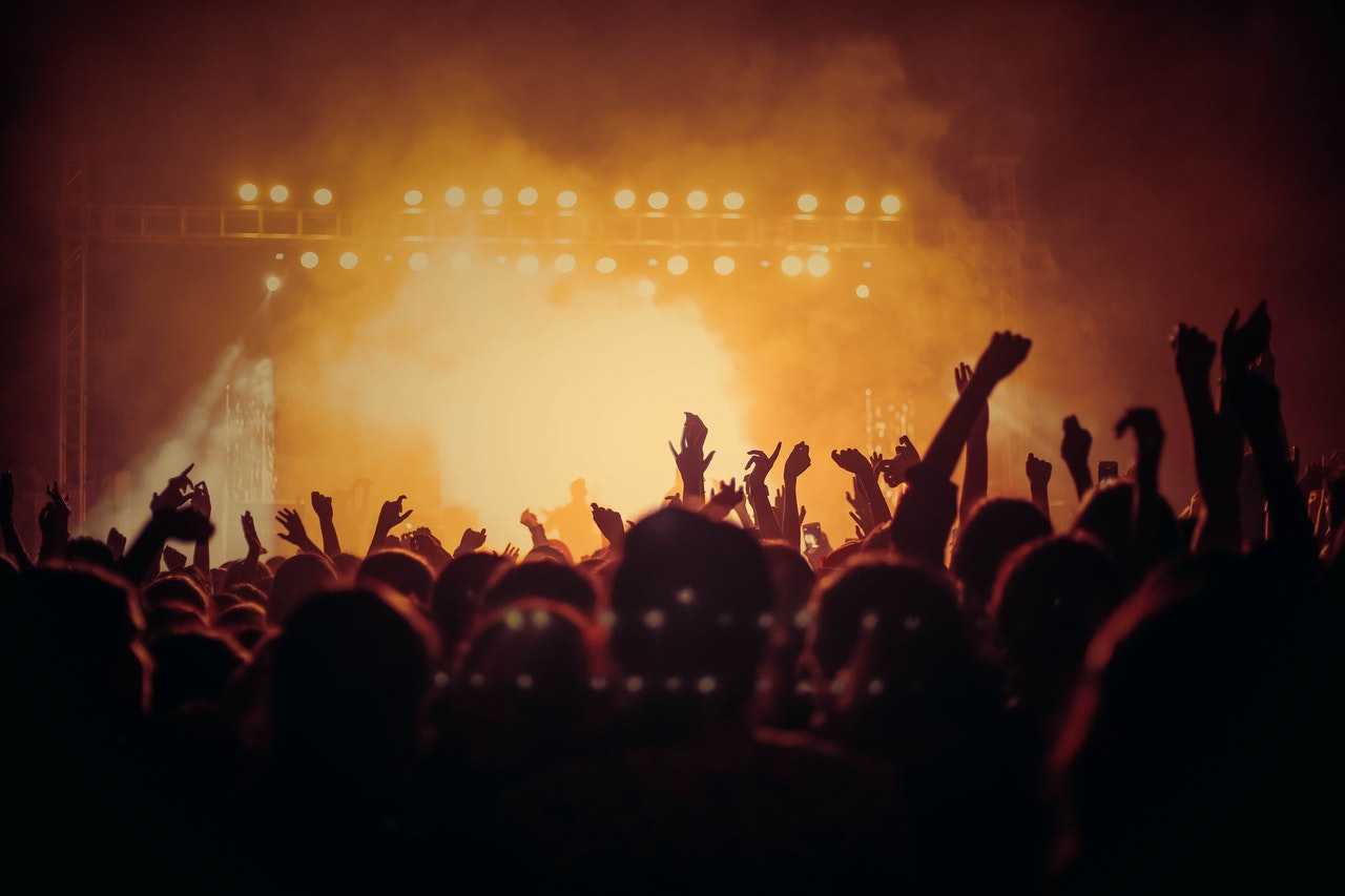 you need a good lens for concert photography